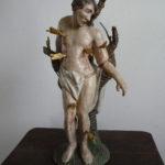 Restaurierte Skulptur - 4